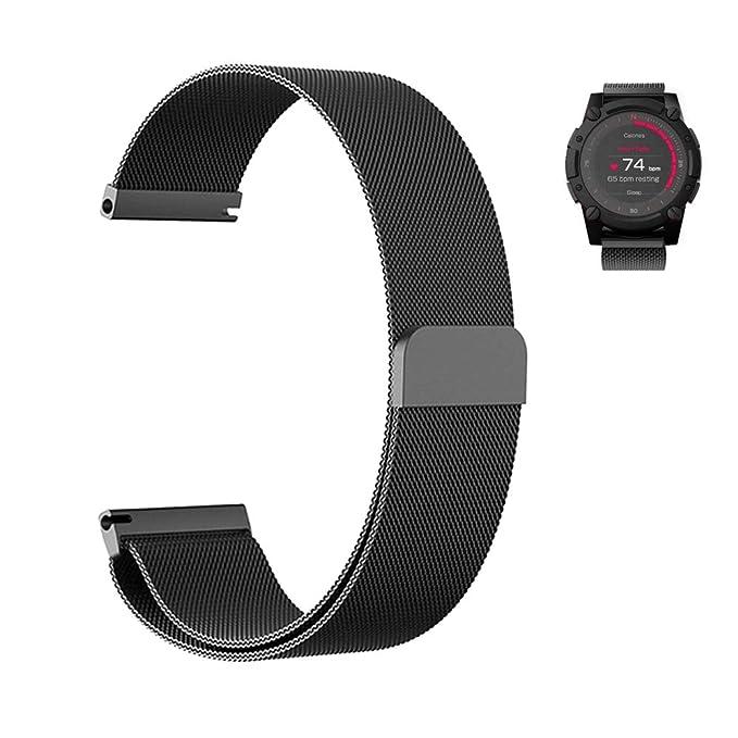 Aemus Bandas de Repuesto para Matrix Powerwatch 2 Smartwatch ...
