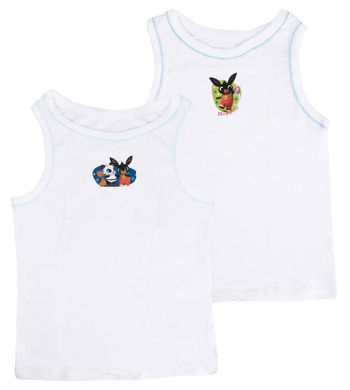 Bing Bunny Boys Vests (Pack of 2)