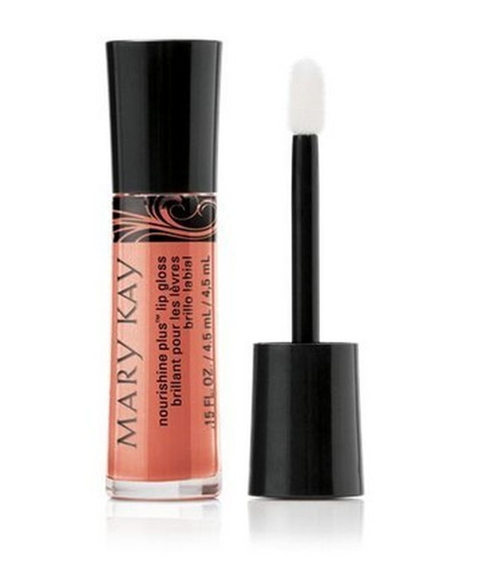 Amazon.com : Mary Kay NouriShine Plus Lip Gloss: Beach Bronze : Beauty