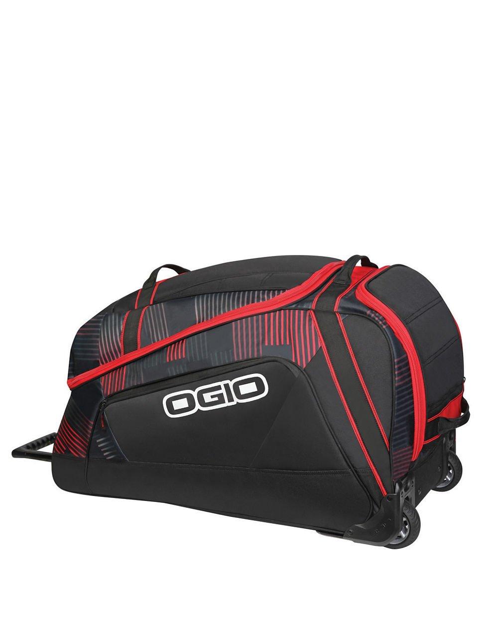 OGIO Adult Big Mouth Wheeled Travel Bag, Stoke, 31.5'' H x 16'' W x 18'' D