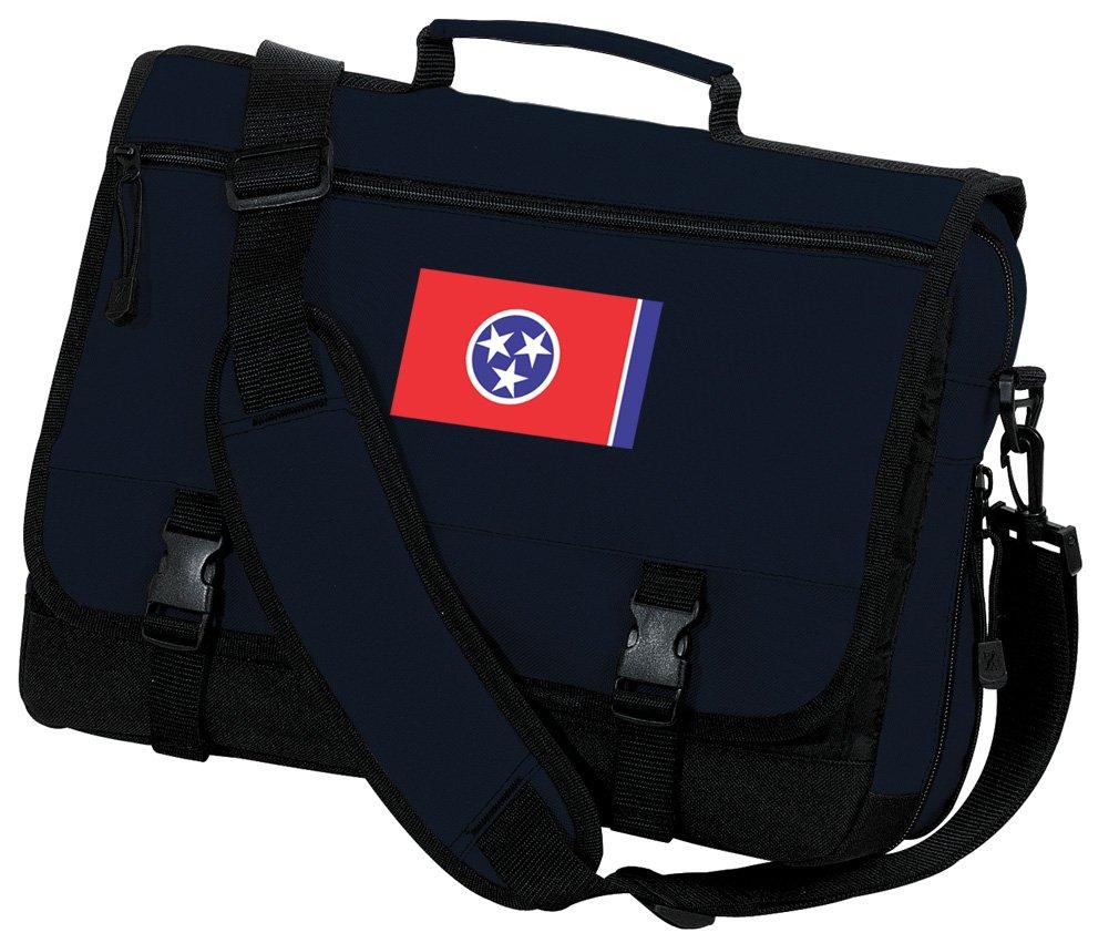 Tennessee Flag Laptop Bag Tennessee Computer Bag Messenger Bag