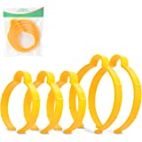 """Details about  /USA10 pcs 4.3/"""" Vinyl Roll Clamp Clip Film Coil Hoop Storage Tool Film Holder"""