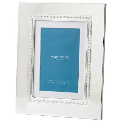 Amazon Wedgwood Simply Wish 5x7 Picture Frame Kitchen Dining
