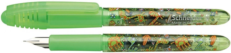 Pióro wieczne Schneider Zippi M zielone: Amazon.es: Oficina y ...