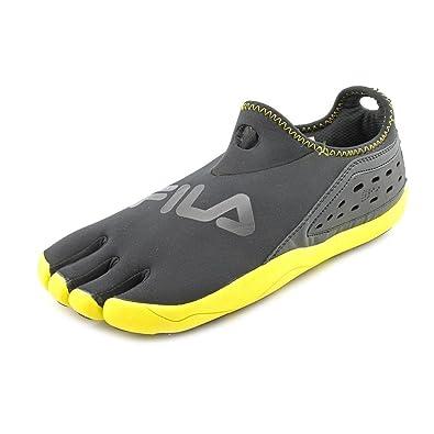 edb2f2704b7a Fila Sport Movement Black Lemon Mens Outdoors Shoes Size 7M