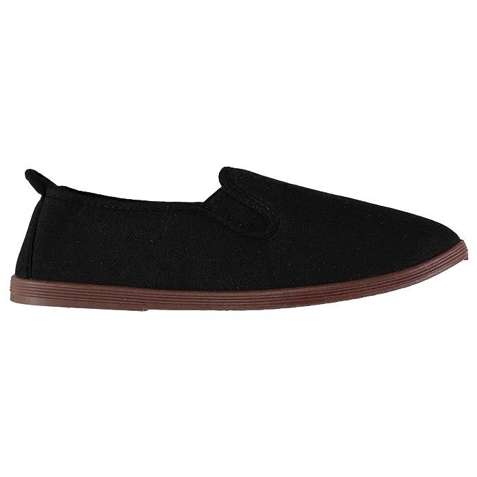 Slazenger Niños Kung Fu Zapatillas De Lona: Amazon.es: Zapatos y complementos
