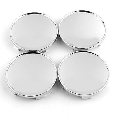 4pcs 69mm(2.72in)/64mm(2.52in) Wheel Hub Center Caps for #36136783536 36136768640 E81 F20 E36 E60 LCI TSW Wheel Rims: Automotive