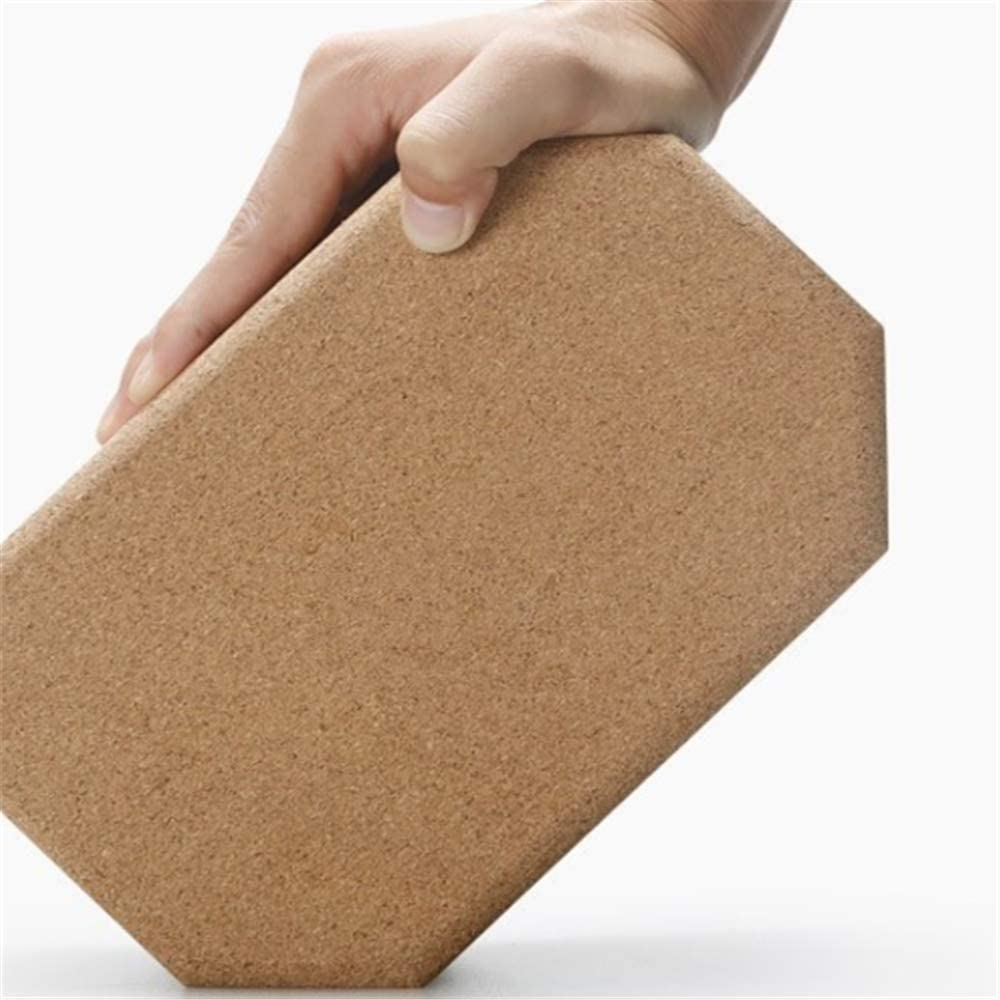 suitable for beginners high-density fitness bricks yoga auxiliary equipment MLD A pair of yoga bricks