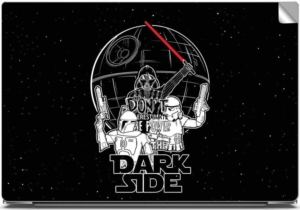 Star War Black White Laptop Notebook Skin Sticker Vinyl Decals