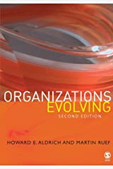 Organizations Evolving Paperback