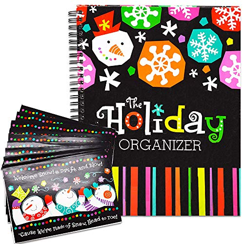 (Christmas Holiday Organizer Planner and)
