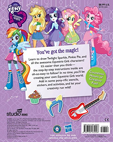 My Little Pony: Equestria Girls: I Love to Draw! by My Little Pony (Image #4)
