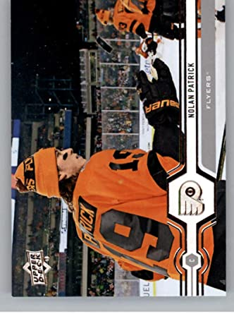 2019-20 Upper Deck Allure Hockey #62 Joel Farabee RC Rookie Card Philadelphia Flyers Official Chromium NHL Trading Card From UD