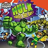 Hulk Saves the Day!, Marvel, 0316055719