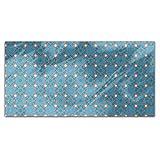 Arabic Latticework Rectangle Tablecloth: Medium