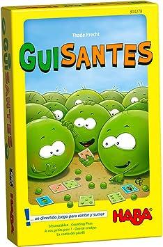 Outletdelocio. Juego de Mesa Haba. Guisantes. 6-99 años. Edicion en Castellano: Amazon.es: Juguetes y juegos