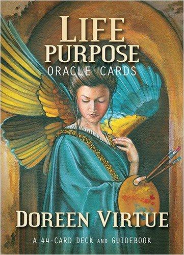 ライフ パーパス オラクルカード Life Purpose Oracle Cards 英語版