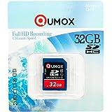 QUMOX 32GB SDHC SPEICHERKARTE CLASS 10 UHS-I Grade 1