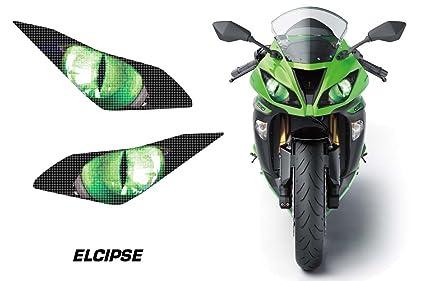 Amr Racing Sport Bike Faro Eye Graphic de vinilo Cubierta ...