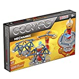 Geomag 146-Piece Mechanics Construction Set - Mentally Stimulating for Children and Adults - Safe and Construction - For Ages 5 and Up