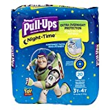 Health & Personal Care : Huggies Pull-Ups Nighttime Training Pants for Boys, 20 Count