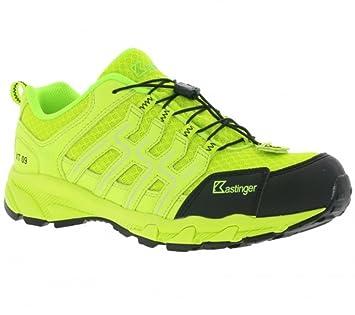 Kastinger Running Cross Trail XT 09 Zapatos de Trekking Hombre 22500 - 858 Amarillo, Amarillo: Amazon.es: Deportes y aire libre