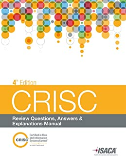 crisc certified in risk and information systems control all in one rh amazon com