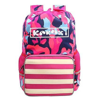 9b8e7344f9d5 Amazon.com: LS Ling Shi Backpack - Creative Children's School Bag ...