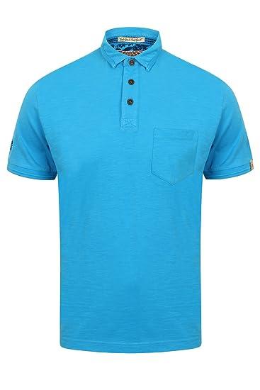 Tokyo Laundry - Polo - Uni - Homme bleu bleu Small - bleu - Medium WkIjx