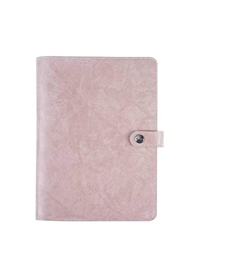 Amazon.com : A5 Soft Cover Spiral Ring Binder Planner ...