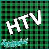 "GREEN BUFFALO PLAID PATTERN HTV Heat Transfer Vinyl 12""x14"" Flannel Pattern for Shirts"