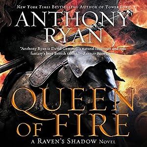 Queen of Fire Hörbuch
