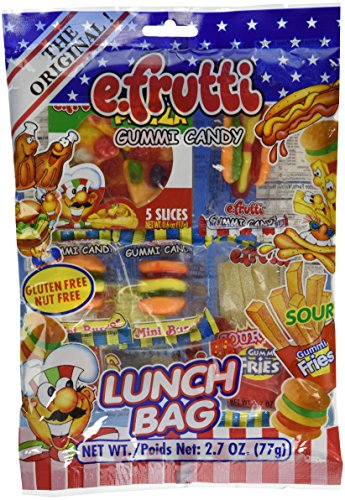 Original Mini Gummy School Lunch Bag - 2.7 Oz (Gluten Free ~ Nut ()