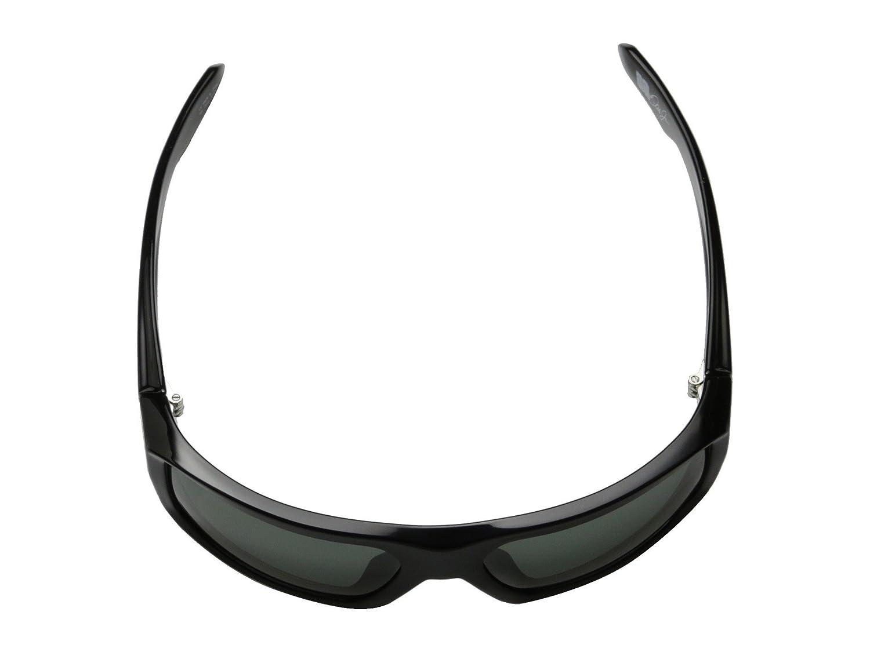Spy Optic McCoy Sunglasses Black Frame Grey Lenses