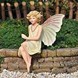 Miniature Fairy Garden Queen of the Meadow Fairy