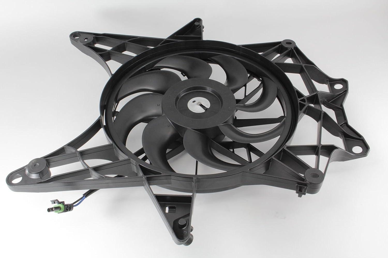 Can-Am 2017-2018 Maverick X3 Turbo Fan Assembly 709200588 New Oem