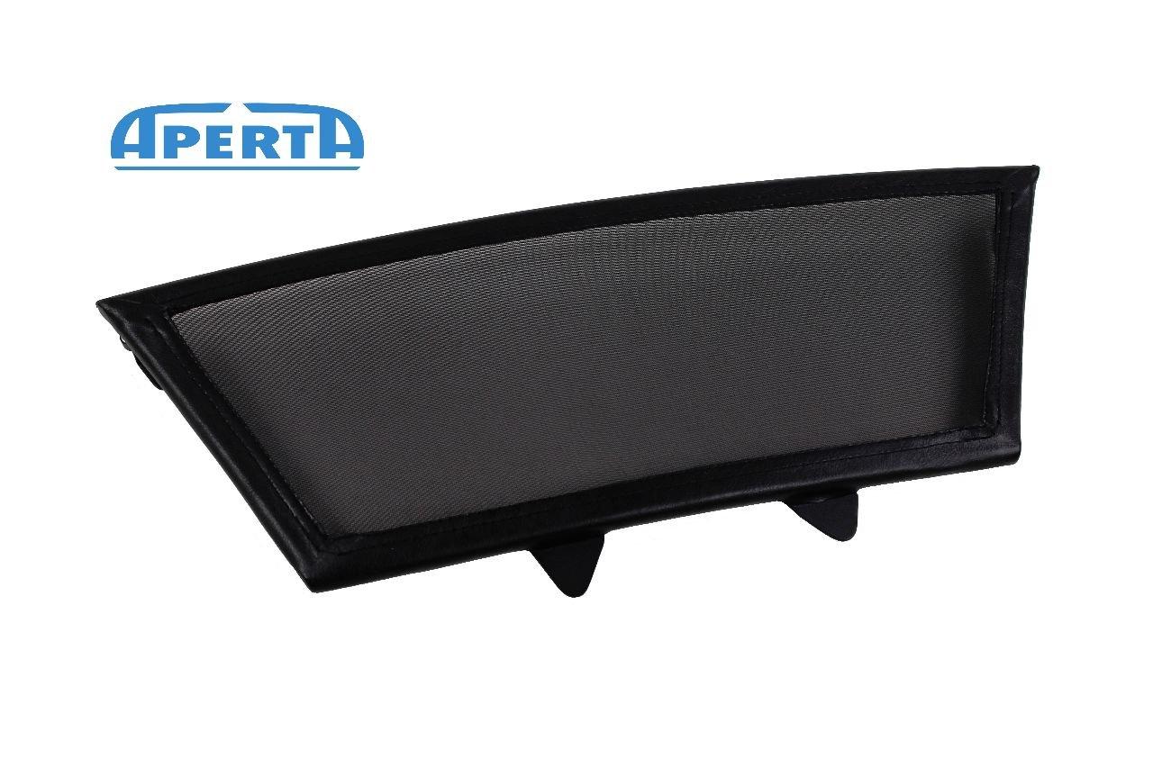 Mercedes-Benz SLK & SLC R172 Wind Deflector - Black 2011-present Aperta