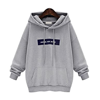 Sweatshirts Kawaii Clothes Hoodies Loose Moletom Winter Pullover Cute at  Amazon Women s Clothing store  d4fce4c2c