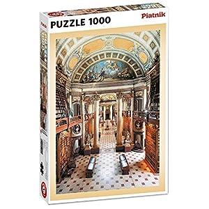 Piatnik 5490 Prunk Sala Biblioteca Nazionale Austriaca Puzzle
