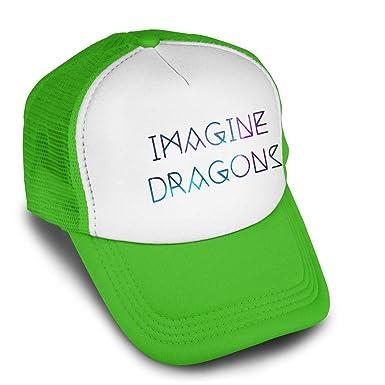 LarissaHi Unisex Imagine Dragons Logo Transpirable Gorra de ...