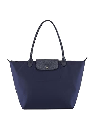 9048f862cb2f Amazon.com  Longchamp  Large Le Pliage Neo  Nylon Tote Shoulder Bag ...