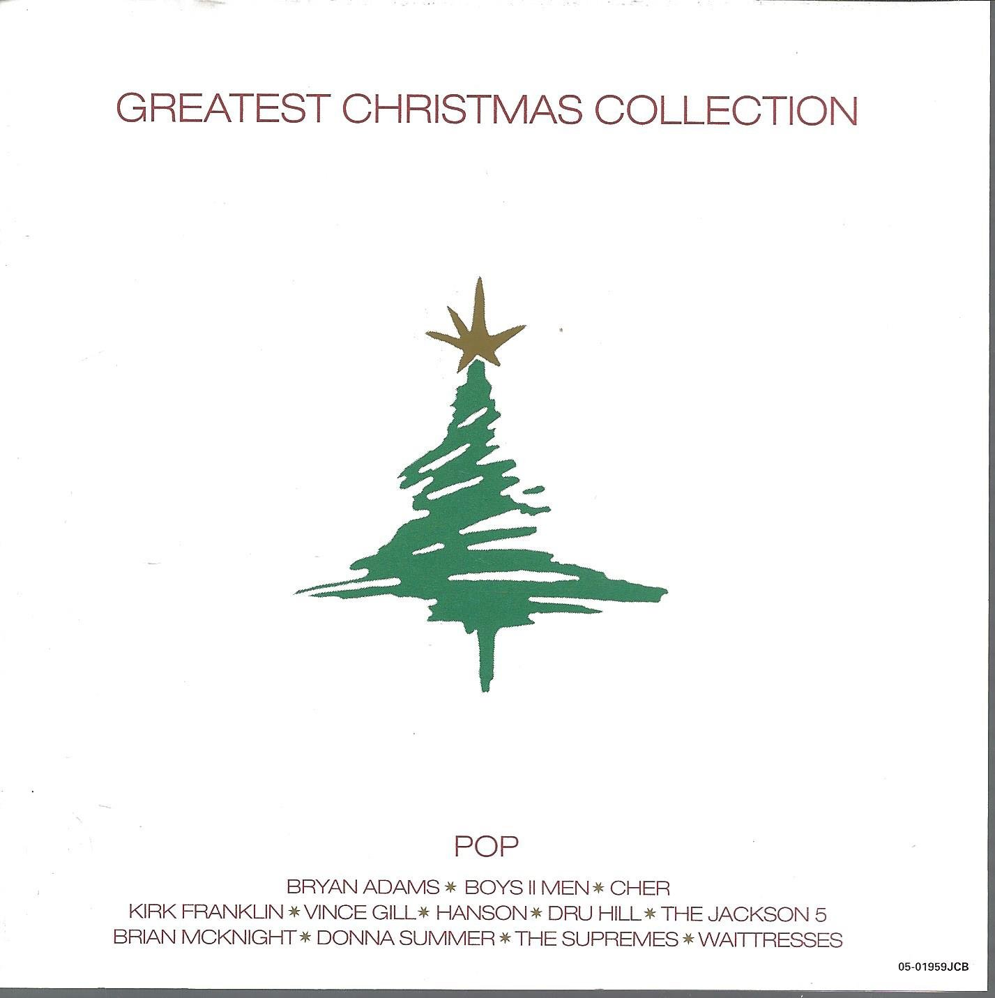 Various Artists - Greatest Christmas Collection Pop - Amazon.com Music