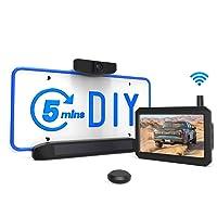 Deals on Auto-Vox Solar Wireless Backup Camera w/5-in Monitor