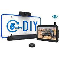 AUTO-VOX Solar Wireless Backup Camera Kit