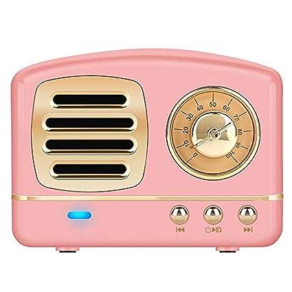 Boomer Vivi Wireless Mini Vintage Speaker