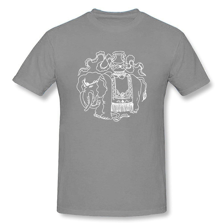 Dinosaur The Shell Superior County Logo Mens T-shirts
