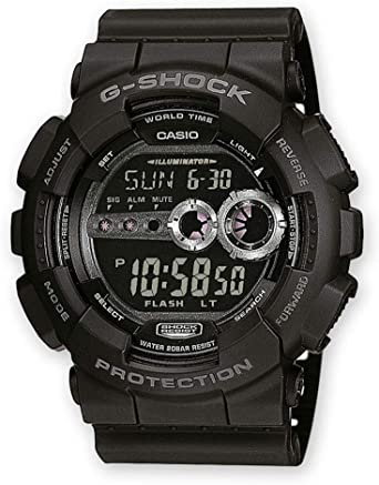 Casio G SHOCK Homme Digital Quartz Montre avec Bracelet en  W2n0H