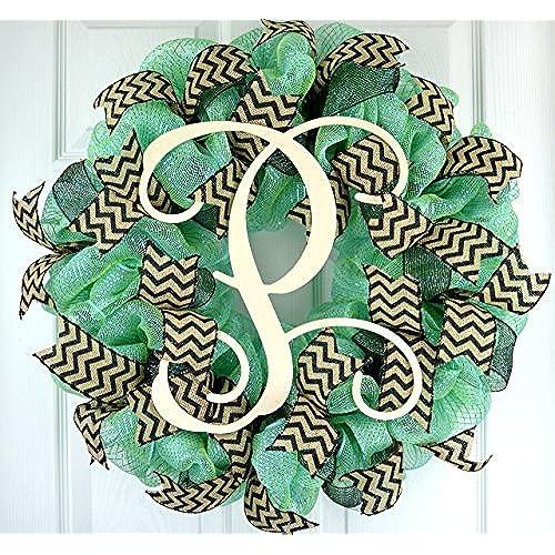 Deco Mesh Wreaths Amazon