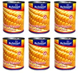 Choclo desgranado del Peru 6 latas de 20 oz c/u