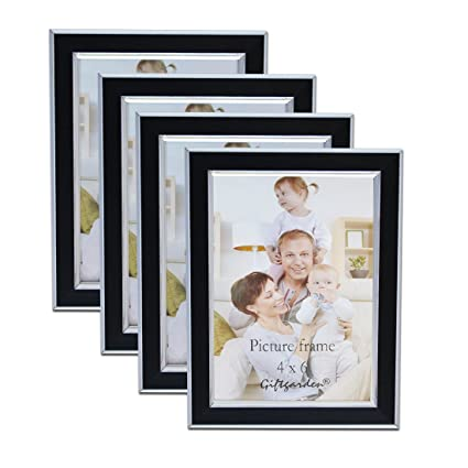 Amazon.com - Giftgarden 4x6 Picture Frames Multi Photo Frame Set of ...